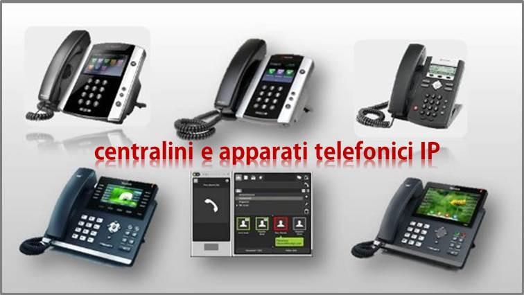 Interni telefonici
